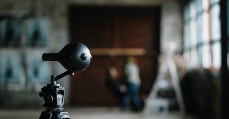 Workshop Vidéo 360°