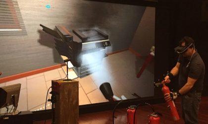 Formation Réalité Virtuelle | Sécurité Incendie