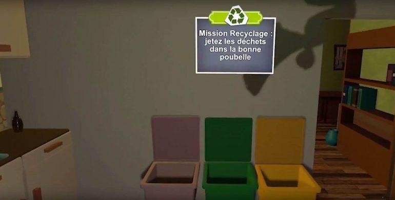 Formation Réalité Virtuelle | Eco Gestes