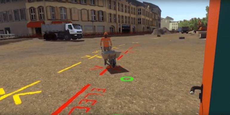 Formation Réalité Virtuelle | Circulation sur Site de Travaux Publics