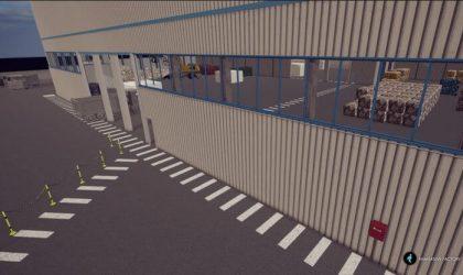 Formation Réalité Virtuelle | Circulation sur Site Industriel
