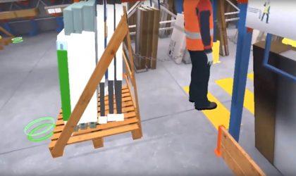 Formation Réalité Virtuelle | Manutention de palettes