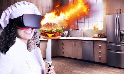 Formation Réalité Virtuelle | Risques Domestiques