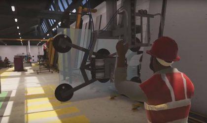 Formation Réalité Virtuelle | Site fabrication de vitrages