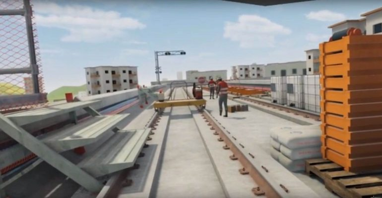 Formation Réalité Virtuelle | Travail en Hauteur & Viaducs