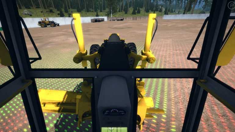 Formation Simulateur | Conduite Niveleuse
