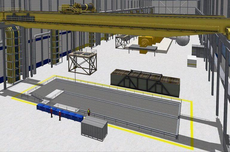 Formation Simulateur | Pont Roulant