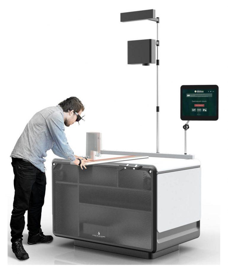 Formation Simulateur en Réalité Augmentée | Machines à Bois