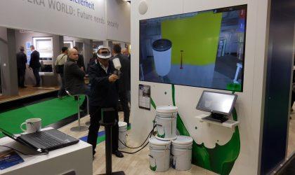 Formation Simulateur en Réalité Virtuelle | Peinture Industrielle