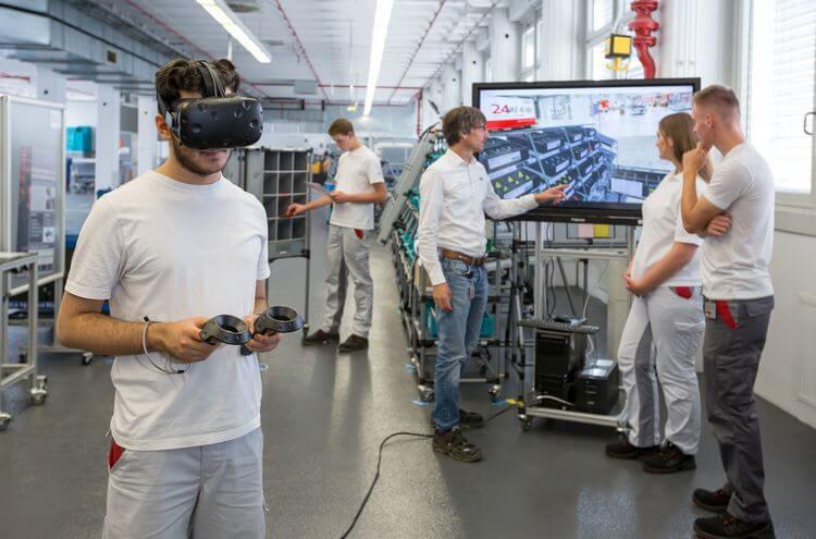 Comment financer une formation pro avec la VR ou l'IA ?