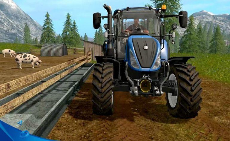 Formation Simulateur | Conduite Tracteur Agricole