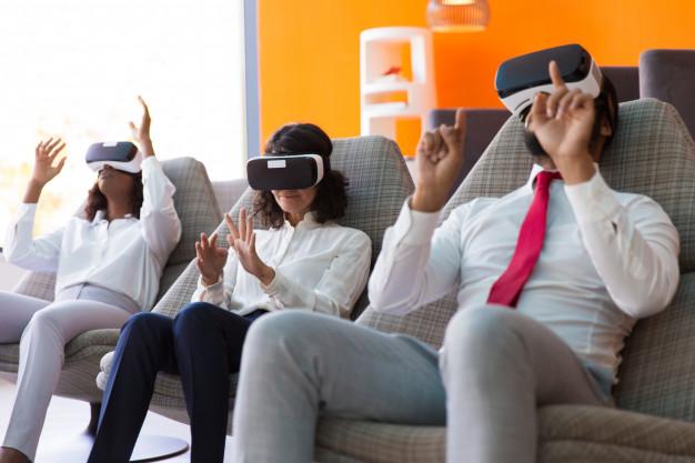 ** La réalité virtuelle pour une meilleure formation pro !